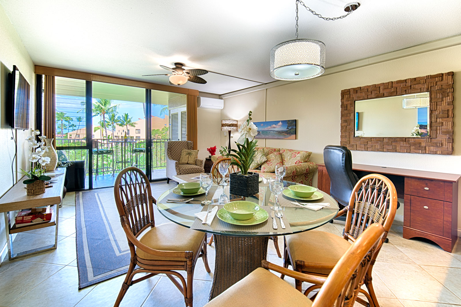 Kamaole Sands Hawaii Condo Rental 5-310